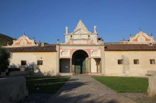 Certosa di Calci - photo by Gianni Careddu