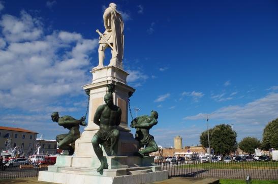 Livorno - I quattro mori