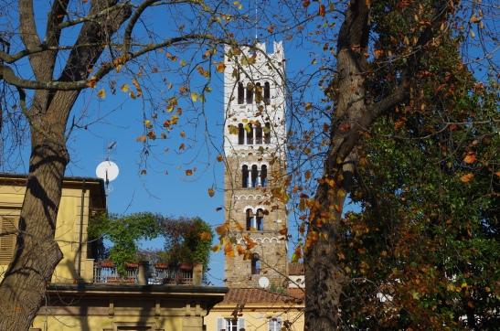 Lucca - Campanile