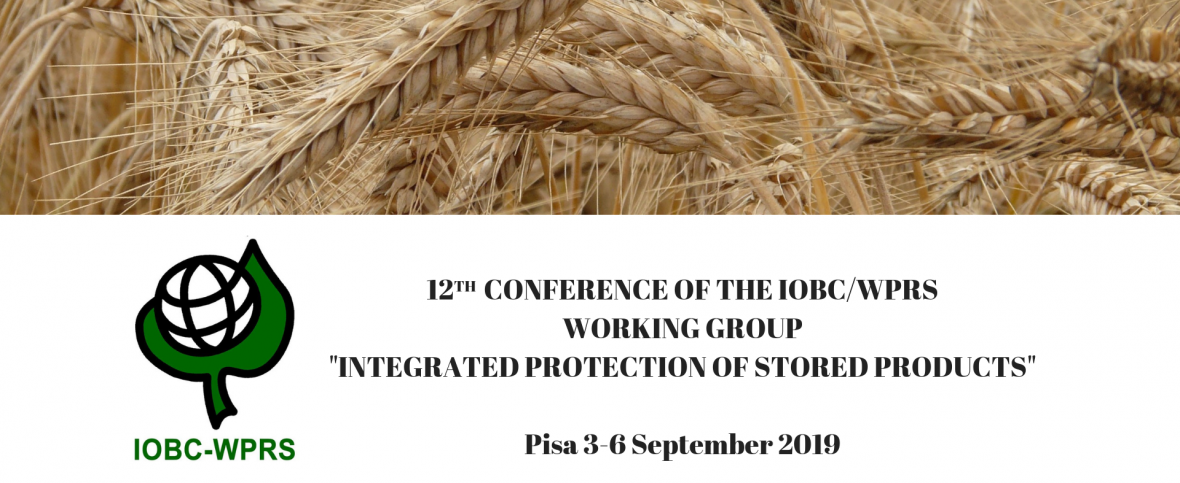 PROGRAM – 12th Conference of the IOBC/wprs Working Group